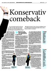 Konservativ comeback 2